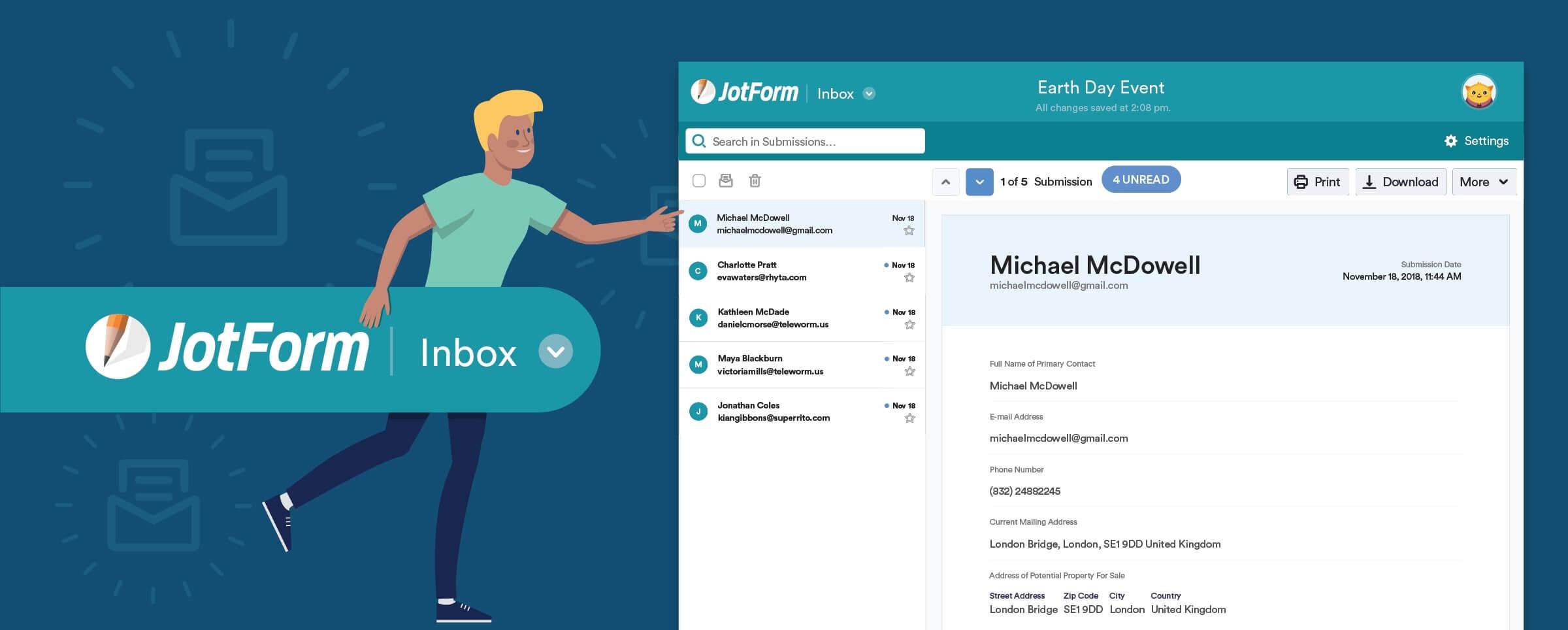 JotForm Inbox Blog Post