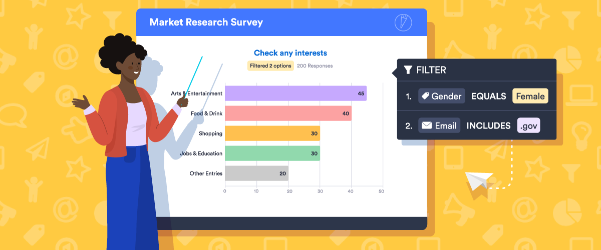 How to collect and share feedback withJotForm Report Builder